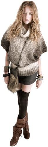 Todos los looks y tendencias de Pull and Bear para este Otoño-Invierno 2009/2010 X
