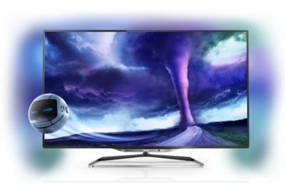 Los Philips Smart TV 8008 también están ya en España