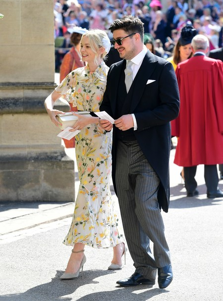boda harry meghan Carey Mulligan