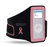Accesorios Belkin para el iPod de ayuda a la Fundación Susan G. Komen