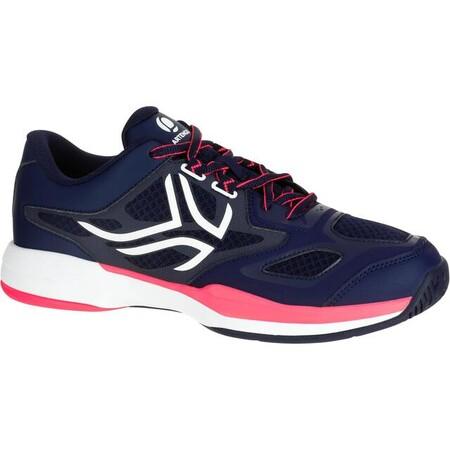 Zapatillas De Tenis Mujer Ts560 Azul Marino