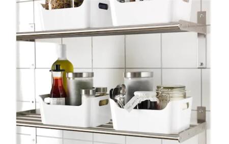 Ikea almacenaje cocina