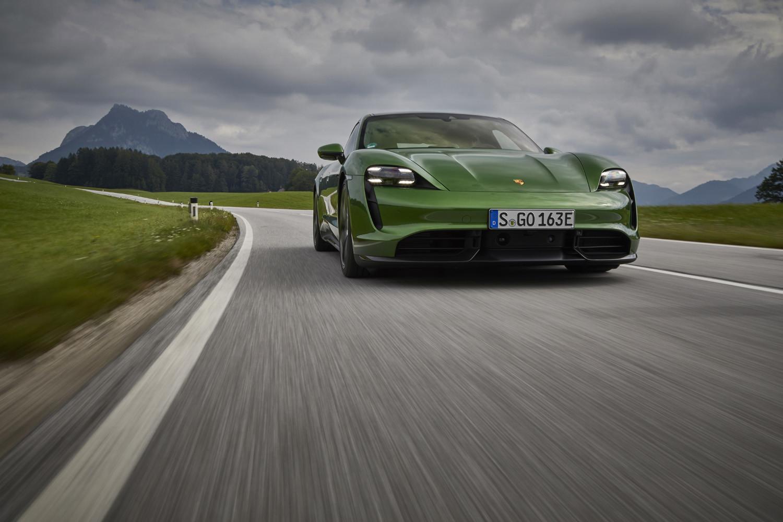 Foto de Porsche Taycan prueba contacto (203/275)