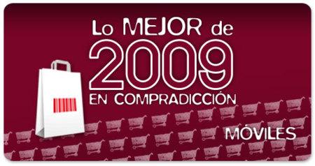 Vota lo mejor de 2009 en Compradicción: mejores móviles