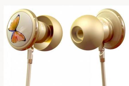 Vivienne Tam vuelve con unos auriculares de diseño