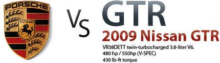 Según Porsche, Nissan hizo trampas con el record del Nissan GT-R
