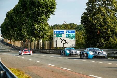 Fassbender Le Mans Wec 2021