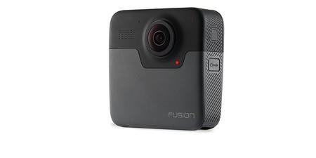 GoPro también se atreve con los 360º con la Fusion, que hoy Amazon nos deja en 529,99 euros