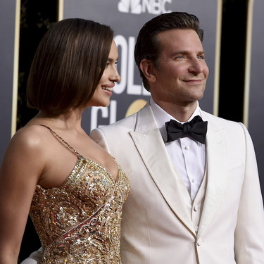 Hablemos de la nueva melena de Irina Shayk, su vestido super sexy de Versace y todo su look en los Globos de Oro 2019