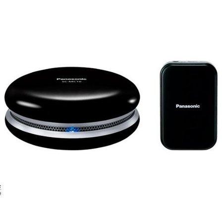 Panasonic ofrece una bocina portátil que se conecta por Bluetooth