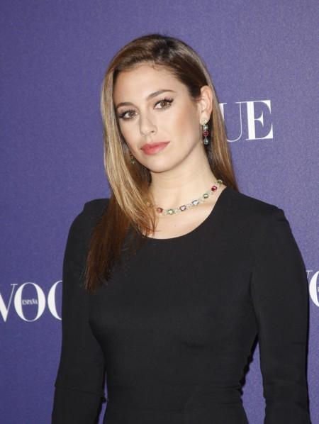 Aprobado justo para Blanca Suárez en la alfombra roja de los Premios Vogue Joyas 2015