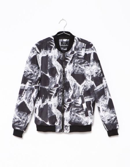 Bershka Bomber Jacket Trendencias Hombre