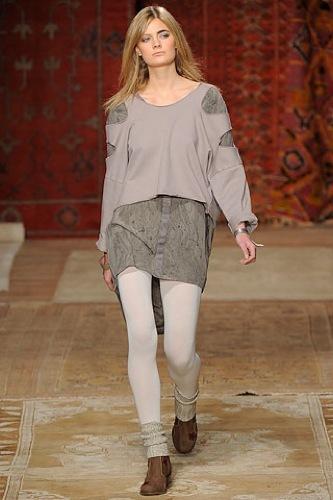 Erin Wasson x RVCA, Otoño-Invierno 2010/2011 en la Semana de la Moda de Nueva York II