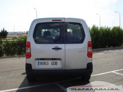 Citroën Berlingo Combi X, prueba (parte 4)