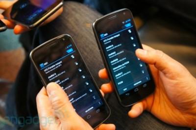 Jelly Bean permite trasferencia de archivos sobre NFC, mejora nuestras búsquedas con Google Now