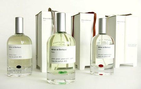 Miller et Bertaux, aromas atípicos y selectivos