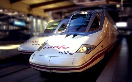 Ave Renfe Serie 102