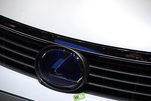 Foto de Embelezzia en la presentación mundial del Lexus CT 200h (9/24)