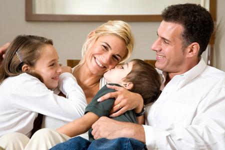 Padres estresados, hijos con sobrepeso