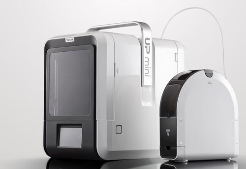 UP MINI2, análisis: una impresora 3D pequeña en tamaño y grande en posibilidades