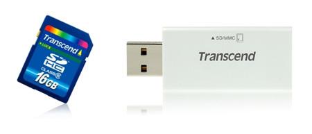 Novedades en productos Transcend