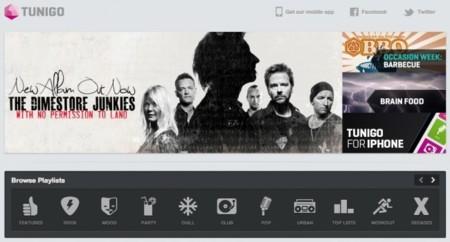 Spotify compra Tunigo, una app para descubrir música