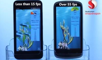 Qualcomm presume de Snapdragon 400 para la gama media