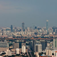 Pekín se hunde a un ritmo de 11 centímetros al año