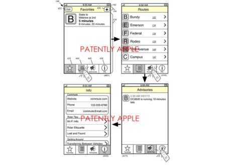 Commute, la nueva aplicación para ir en transporte público que ha patentado Apple