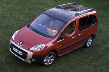 Peugeot Partner y Partner Tepee