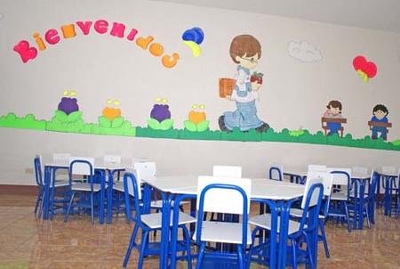 La educación infantil en España