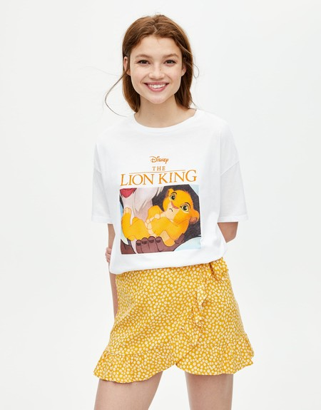 Camiseta Disney Pull Bear 03