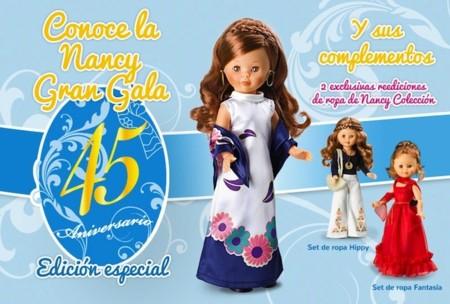 Nancy 45 aniversario