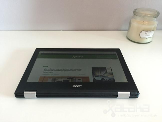 Chromebook Formato Tablet