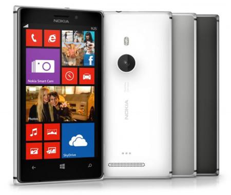 Nokia presume de tener la pantalla OLED más brillante en su Lumia 925