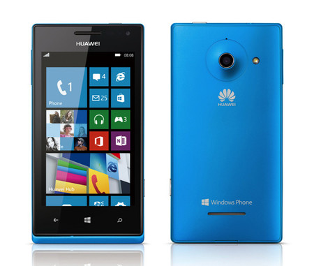 Huawei no se rinde, seguirá fabricando móviles con Windows Phone