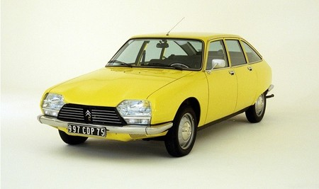 Citroën GS Special