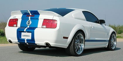 Legend Mustang Series 1 y Series 2