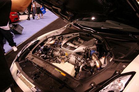Bulletproof Nissan GT-RR
