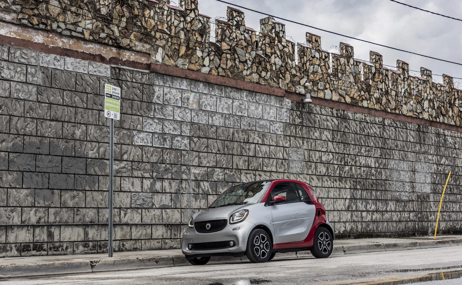 Foto de smart fortwo Electric Drive, toma de contacto (29/313)