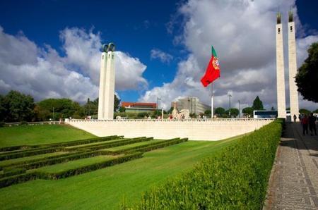 25 abril Eduardo VII Lisboa