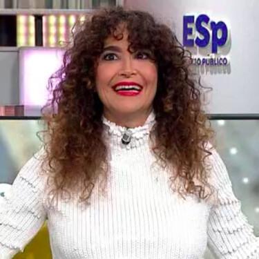 ¡La pifiaste! Cristina Rodríguez hace spoiler (por error) sobre una de las máscaras de 'Mask Singer'