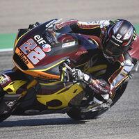 Sam Lowes mantiene su idilio con MotorLand logrando la quinta pole position de la temporada en Moto2
