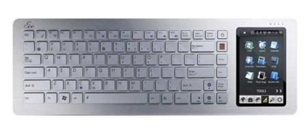 Asus Eee Keyboard, se acerca