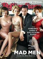 Mad Men en la portada de la Rolling Stone: culo veo, culo quiero