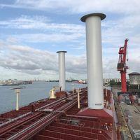 Velas mecánicas de alta tecnología para ahorrar combustible, reducir emisiones y cruzar los océanos