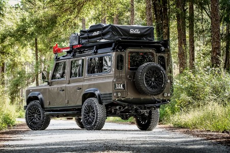Project Invictus Land Rover Defender 110 3