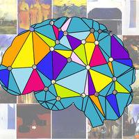 Estas obras de arte han sido creadas por una doble red neuronal y logran gustar más que las pintadas por humanos
