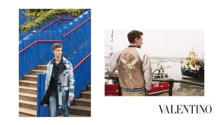 Valentino Spring Summer 2016 Menswear Campaign 003