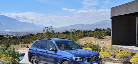 El BMW X3 se renueva incorporando la conducción semiautónoma y con una versión M40i de 360 CV